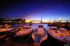 @ (monbydick) Tags: sunset landscape nikon        d90      monbydick