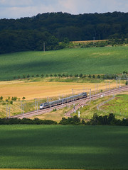 2012-07-01 16-18-59 (Enzojz) Tags: france train railway tgv sncf 火车 法国 铁路 高铁