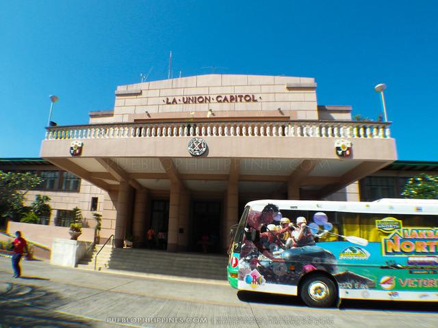 La Union Provincial Capitol - San Fernando - La Union - (012612-111632)