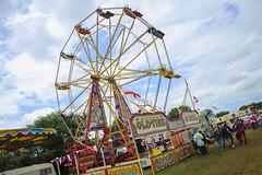 Ferris Wheel (d-harding) Tags: wheel fun nikon rally fair ferris steam 2012 hollowell d5100 nikond5100 tamron18270mmdiiivc holllowell