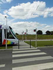 Angers - Tramway - Mayenne / Capucins (IngolfBLN) Tags: france frankreich tram lightrail tramway pnv angers mayenne capucins strasenbahn irigo