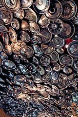 Chuy's Hub Cap Ceiling July 24, 2012 (d-russell4213) Tags: slr sanantonio hub digital canon texas caps restaurants ceiling mexican chuys hubcaps 60d