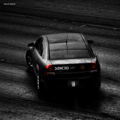 Caprice (mjoood rashid) Tags: car flickr award rashid سيارة شارع الرياض اسود كابرس درفت تطويق mjood