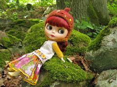 Forest Meadow (Helena / Funny Bunny) Tags: doll sweden blythe blekinge torpet rbl sölvesborg forestmeadow funnybunny gentleriver fbfashion