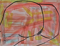 104 (Dabls369) Tags: art naked penis erotic skin body drawings language watercolors figurative nuded dabls