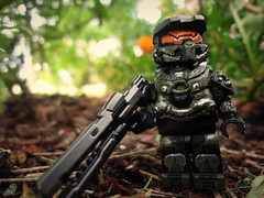Halo 4 Master Chief (MGF Customs/Reviews) Tags: lego chief 4 halo master