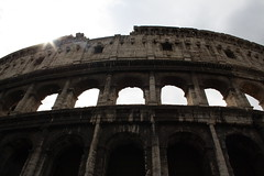 Colosseum (Anique's Photos) Tags: summer vacation italy holiday rome roma canon project eos roman days colosseum 365 1000d