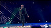 .George Michael performs at the ' Olympic Closing Ceremony ' Shown on BBC1 HD England