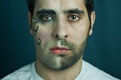 Reveal your faces #1 (tawFiQ Dif) Tags: portrait people faces reveal dif tawfiq alghamdi