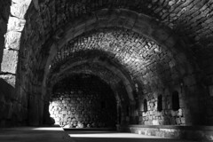 Tatev Monastery Study Hall (Dr. Harout) Tags: bw history college church zeiss t hall university noiretblanc sony christian armenia amount clergy carlzeiss 9thcentury tatev  syunik tatevmonastery  sal24f20z distagont224 slta77v distagont224za