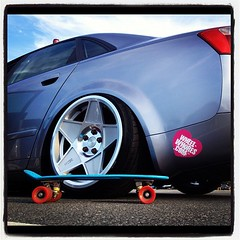 3SDM Skate Wheel Whores (MikeALombardi) Tags: uk vw volkswagen euro wheels lifestyle 005 forge audi lowered concave vag motorsport stance monoblock 3sdm