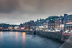 Oban (danielecarotenuto.co.uk) Tags: longexposure monument scotland roman unitedkingdom harbour argyll whisky oban iona smoky