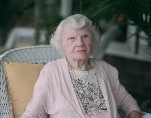 Grandma Lu 96 years