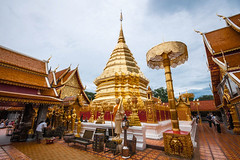 Chiang mai temple present by naturenote_E12403605-043 (10tis.com) Tags: