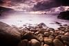 Porth Nanven ([[BIOSPHERE]]) Tags: sunset sea beach rocks landcape cotvalley porthnanven