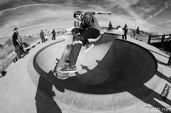 IMGP2518 (Matt_Burt) Tags: park bw jump air rad rail bowl skatepark skate rim feature coping