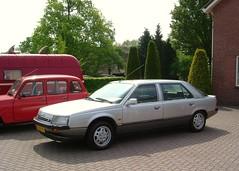 Renault 25 Limousine V6 injection automatique 11-7-1986 PS-82-VR (Fuego 81) Tags: automatic 1986 injection limousine r4 v6 estafette r25 heuliez ps82vr renaultclassicmeetingommennl1552004