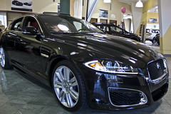 Jaguar XFR Supercharged (YYCTrustLottery) Tags: calgary hospital general centre peter lottery alberta bmw jaguar lifestyles lougheed rockyview