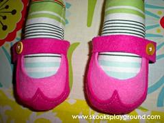 Katy Kitty's Wing Tips (SkooksPlayground) Tags: pink animal cat toy stuffed kitten doll katy buttons wing kitty tips stuffie mmmcrafts