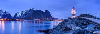 Onlooker | Reine, Lofoten, Norway