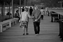Tu padre deca que no durara (milosnar) Tags: street puerto photography amor paseo vigo juntos compromiso cario terceraedad duradero aprecio
