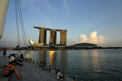 Marina Bay Sands 2 (mj.fotography) Tags: city building skyline architecture facade singapore esplanade