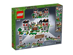 LEGO Minecraft 21127 - The Fortress (THE BRICK TIME Team) Tags: brick lego 2016 minecraft
