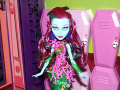Got that good song in my feet (meike__1995) Tags: monster high doll great reef mattel 2016 posea scarrier