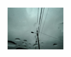 ciel ouvert (hlne chantemerle) Tags: panorama divers automobile pluie routes reflets vue paysages ciels urbain nuageux mobilierurbain photosderue