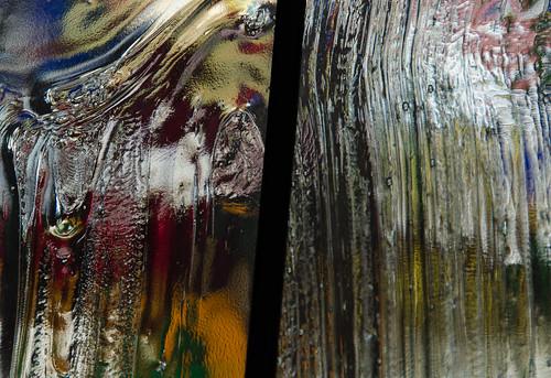 Bath Abbey - Glass in the Birde Chantry