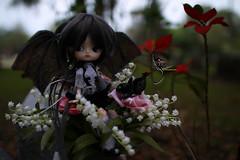 Flower Babies (dreamdust2022) Tags: baby cute girl loving happy hug kiss doll dragon little sweet young dal sparrow charming magical playful tender dama eris mizar