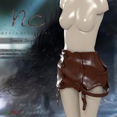 [NC] - Simca Skirt - Cosmopolitan (niki8901 - andycool90 , HQ & 100%Mesh Low Land Imp) Tags: cosmopolitan slfashion slevents niki8901 andycool90 nc noblecreations gor gorean steampunk medieval fantasy roleplaysl roleplay rpg gdr