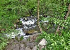 GARGANTA DE LAS NOGALEDAS. (Lila_MJos) Tags: agua extremadura caceres cascadas gargantanogaledas