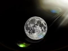 Illuminated Full Moon - Vollomond edition (eagle1effi) Tags: moon canon raw full edit ppc incamera sx60