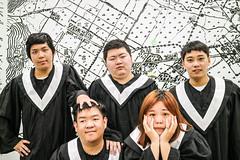 (huanghaha) Tags: university classmate graduation taiwan national 105 hualien   ndhu