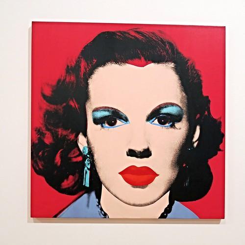 Museu Coleção Berardo - Judy Garland by Andy Warhol