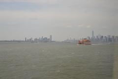 Staten Island Ferry (tannerstakesphotos) Tags: usa newyork ferry river island newjersey sailing manhattan east hudson staten