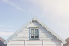 Old Summers (  Voiceb[ ]x Photography  ) Tags: summer beachhuts adamvoice sonya6000