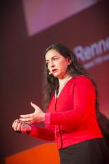 Talks TEDxRennes 2016 Sophie Sakka