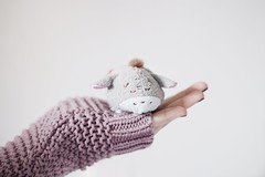Sweet dreams, sweetie (Honey Pie!) Tags: toy disney plush pooh kawaii winnie tsumtsum