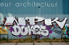 graffiti amsterdam (wojofoto) Tags: holland amsterdam graffiti nederland netherland dukes ndsm npk wolfgangjosten wojofoto