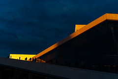 Oslo Opera House (norsez {Thx for 13 million views!}) Tags: classic oslo norway lens raw fuji no fujifilm 40mm voightlander manualfocus nokton cmos xp1 fastlens apsc xpro1 xtrans fujixpro1 fujifilmxpro1