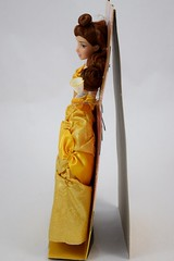 2016 Belle Classic 12'' Doll - US Disney Store Purchase - Deboxing - Cover Off - Full Right Side View (drj1828) Tags: disneystore doll 12inch classicprincessdollcollection 2016 purchase belle beautyandthebeast chip deboxing