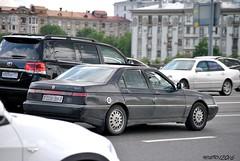 Alfa Romeo 164 (Helvetics_VS) Tags: 164 alfaromeo oldcars