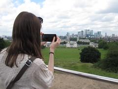 Greenwich Landscape (Epochend) Tags: london horizon greenwich