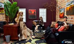 JATMAN - Elyse Jolie J'Adore la Fete Welcome 01 (JATMANStories) Tags: fashion toys doll elise royalty elyse jadore integrity