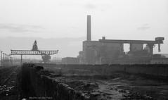 Im Ruhrgebiet (2) (Maurits van den Toorn) Tags: industrie industry industrial ruhrgebiet dortmund schwarzweiss blackandwhite germany