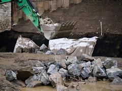 (turgidson) Tags: flood defence protection relief scheme river dargle construction works olympus omd em5 olympusomdem5 olympusem5 micro four thirds microfourthirds mirrorless m43 x vario 35100mm 35100 f28 hhs35100 telephoto zoom lens panasonic35100 panasoniclumixgxvario35100mmf28 silkypix developer studio pro 6 silkypixdeveloperstudiopro6 raw p6303423