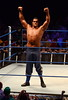 The Great Khali WWE Smack Down at the O2 Arena Dublin, Ireland