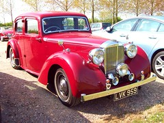 114 Alvis TA14 (1950) (robertknight16) Tags: 1950s british alvis 194570